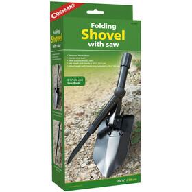 Coghlans Folding Shovel with Saw